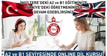 elbim aile birleşimi ingilizce a2 b1 online kurs